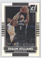 Deron Williams #/392