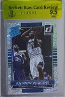 Rated Rookies - Andrew Wiggins [BRCR9.5]