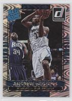 Rated Rookies - Andrew Wiggins