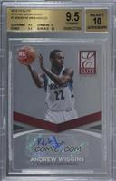 Andrew Wiggins [BGS 9.5 GEM MINT] #/125