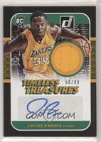 Julius Randle #/99