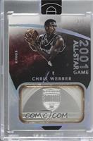 Chris Webber [Uncirculated] #/5