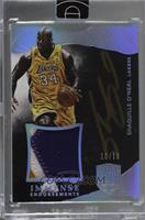 Shaquille O'Neal /10 [Uncirculated]