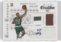 James Young #/349