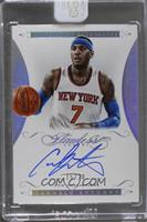 Carmelo Anthony [Uncirculated] #/20
