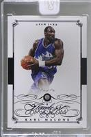 Karl Malone [Uncirculated] #/1