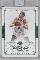Kevin Love [Uncirculated] #/5