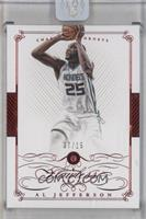 Al Jefferson /15 [Uncirculated]