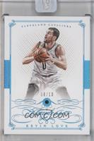 Kevin Love [Uncirculated] #/10
