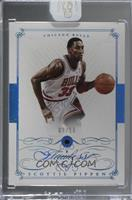 Scottie Pippen [Uncirculated] #/10
