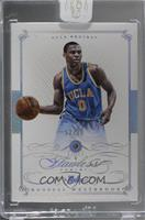 Alma Mater - Russell Westbrook /20 [Uncirculated]