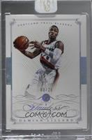 Damian Lillard /20 [Uncirculated]