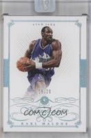 Karl Malone [Uncirculated] #/20