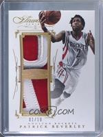 Patrick Beverley [Noted] #/10