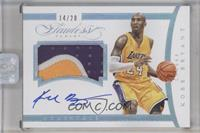 Kobe Bryant /20 [Uncirculated]