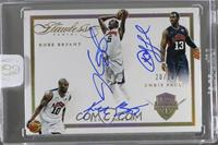 Kevin Durant, Chris Paul, Kobe Bryant /20 [ENCASED]