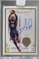 Kyrie Irving [Uncirculated] #/25