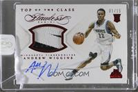 Andrew Wiggins [Uncirculated] #/15