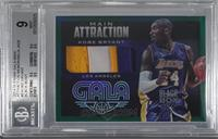 Kobe Bryant [BGS9MINT] #/1