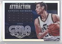 Gordon Hayward #/35