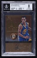 Stephen Curry [BGS8NM‑MT] #/79