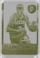 Allen Iverson (Red Sixers Jersey) /1
