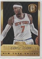 Carmelo Anthony (White Jersey and Headband) /25