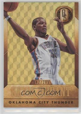 2014-15 Panini Gold Standard - [Base] #106.1 - Kevin Durant (White Jersey) /285