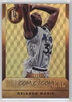 Shaquille O'Neal (White Jersey, Shooting Ball) #/285
