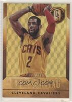 Kyrie Irving (Yellow Jersey) #/285