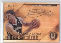 Brook Lopez #/50
