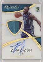 P.J. Hairston [EX to NM] #/19