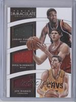 Jabari Parker, Doug McDermott, Joe Harris /99