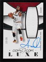 Kyrie Irving [Mint] #/35