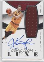 Kevin Love #/35