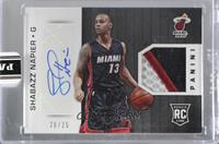 Shabazz Napier [Uncirculated] #/25