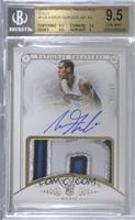 Rookie Patch Autographs - Aaron Gordon [BGS 9.5 GEM MINT] #/25