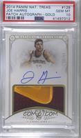 Rookie Patch Autographs - Joe Harris /25 [PSA 10 GEM MT]