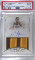 Rookie Patch Autographs - Joe Harris /25 [PSA 9 MINT]