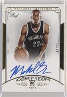 Rookie Autographs Proof - Markel Brown #/25