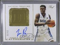 Rookie College Autographs Proofs - Jabari Parker #/25