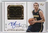 Rookie College Autographs Proofs - Nik Stauskas /25