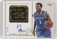 Rookie College Autographs Proofs - James Young #/25