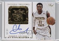 Rookie College Autographs Proofs - Cleanthony Early #/25
