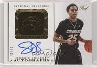 Rookie College Autographs Proofs - Spencer Dinwiddie /25