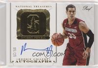 Rookie College Autographs Proofs - Dwight Powell #/25