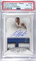 Rookie Patch Autographs - Aaron Gordon [PSA 8 NM‑MT] #/99