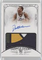 Rookie Patch Autographs - Dante Exum #/99