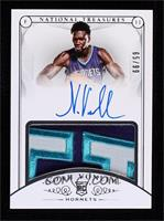 Rookie Patch Autographs - Noah Vonleh #/99