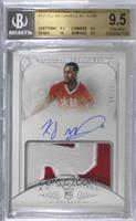 Rookie Patch Autographs - K.J. McDaniels [BGS 9.5 GEM MINT] #/99